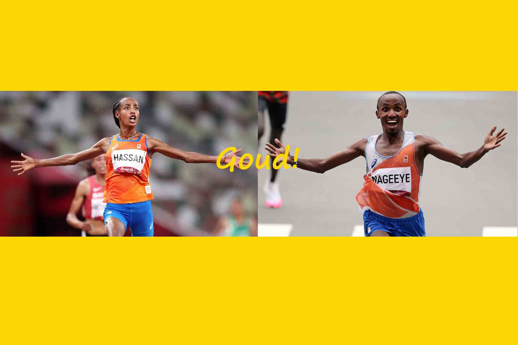Olympisch……